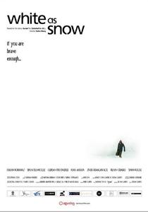 Branco Como a Neve - Poster / Capa / Cartaz - Oficial 2