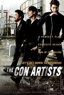 The Con Artists - Poster / Capa / Cartaz - Oficial 7