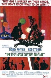 No Calor da Noite - Poster / Capa / Cartaz - Oficial 1