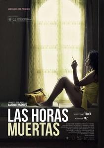 As Horas Mortas - Poster / Capa / Cartaz - Oficial 1