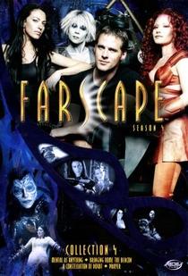 Farscape 4ª Temporada - Poster / Capa / Cartaz - Oficial 1