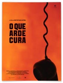 O que arde cura - Poster / Capa / Cartaz - Oficial 1