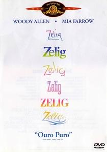 Zelig - Poster / Capa / Cartaz - Oficial 6