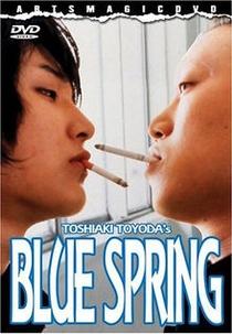Blue Spring - Poster / Capa / Cartaz - Oficial 2