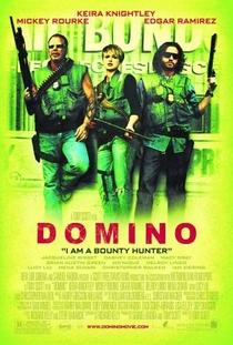 Domino - A Caçadora de Recompensas - Poster / Capa / Cartaz - Oficial 2