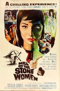 O Moinho das Mulheres de Pedra - Poster / Capa / Cartaz - Oficial 1