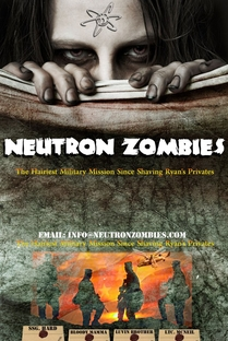 Neutron Zombies - Poster / Capa / Cartaz - Oficial 1