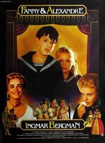 Fanny e Alexander - Poster / Capa / Cartaz - Oficial 15
