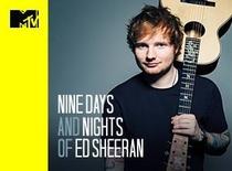 9 Dias e 9 Noites com Ed Sheeran - Poster / Capa / Cartaz - Oficial 1