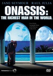Onassis - O Homem Mais Rico do Mundo - Poster / Capa / Cartaz - Oficial 2