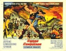A Espada do Conquistador - Poster / Capa / Cartaz - Oficial 1