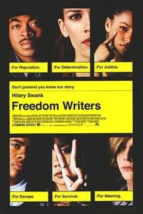 Escritores da Liberdade - Poster / Capa / Cartaz - Oficial 1