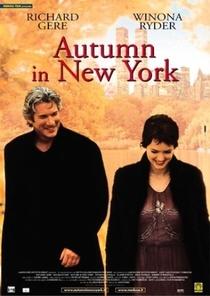 Outono em Nova York - Poster / Capa / Cartaz - Oficial 6