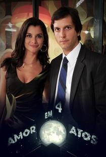 Amor em 4 Atos - Poster / Capa / Cartaz - Oficial 2