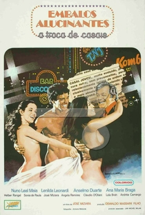 Embalos Alucinantes: A Troca de Casais - Poster / Capa / Cartaz - Oficial 1
