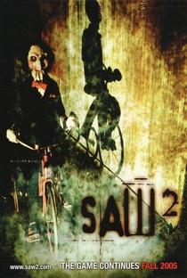 Jogos Mortais 2 - Poster / Capa / Cartaz - Oficial 9