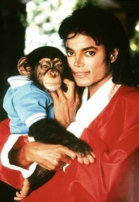 Michael Jackson and Bubbles: The Untold Story - Poster / Capa / Cartaz - Oficial 1