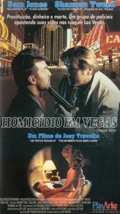 Homicídio em Vegas - Poster / Capa / Cartaz - Oficial 1
