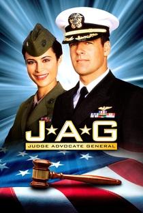 JAG: Ases Invencíveis - Poster / Capa / Cartaz - Oficial 2