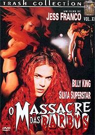 O Massacre dos Barbys - Poster / Capa / Cartaz - Oficial 3