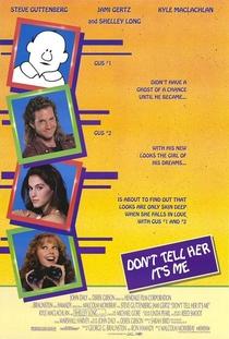 Não Diga Quem Sou Eu - Poster / Capa / Cartaz - Oficial 2