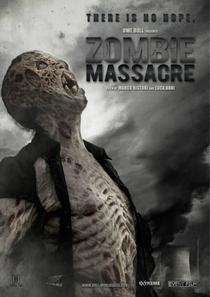 Zombie Massacre - Poster / Capa / Cartaz - Oficial 1