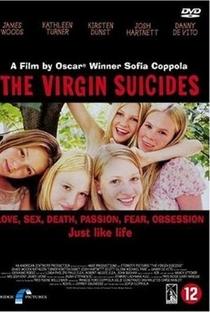 As Virgens Suicidas - Poster / Capa / Cartaz - Oficial 15