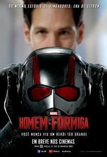 Homem-Formiga - Poster / Capa / Cartaz - Oficial 3