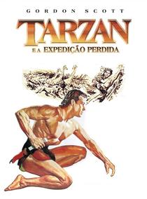 Tarzan e a Expedição Perdida - Poster / Capa / Cartaz - Oficial 1
