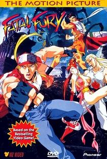 Fatal Fury 3: A Fúria - Poster / Capa / Cartaz - Oficial 1