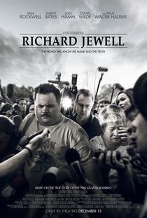O Caso Richard Jewell - Poster / Capa / Cartaz - Oficial 2