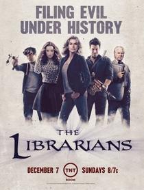 Os Bibliotecários (1ª Temporada) - Poster / Capa / Cartaz - Oficial 1