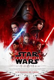 Star Wars: Os Últimos Jedi - Poster / Capa / Cartaz - Oficial 3