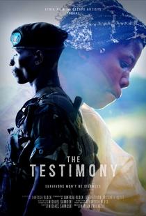 The Testimony - Poster / Capa / Cartaz - Oficial 1
