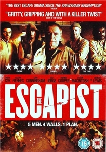 The Escapist - Poster / Capa / Cartaz - Oficial 1