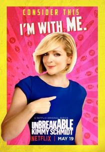 Unbreakable Kimmy Schmidt (3ª Temporada) - Poster / Capa / Cartaz - Oficial 4