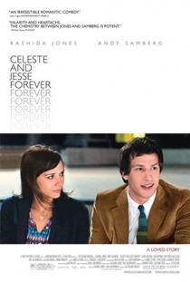 Celeste e Jesse Para Sempre - Poster / Capa / Cartaz - Oficial 1