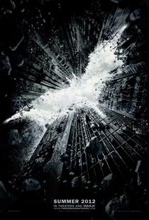 Batman - O Cavaleiro das Trevas Ressurge - Poster / Capa / Cartaz - Oficial 1