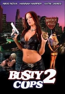 Busty Cops 2 - Poster / Capa / Cartaz - Oficial 1