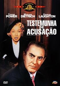 Testemunha de Acusação - Poster / Capa / Cartaz - Oficial 6