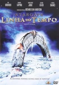 Stargate - Linha do Tempo - Poster / Capa / Cartaz - Oficial 3