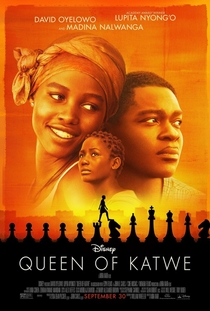 Rainha de Katwe - Poster / Capa / Cartaz - Oficial 2