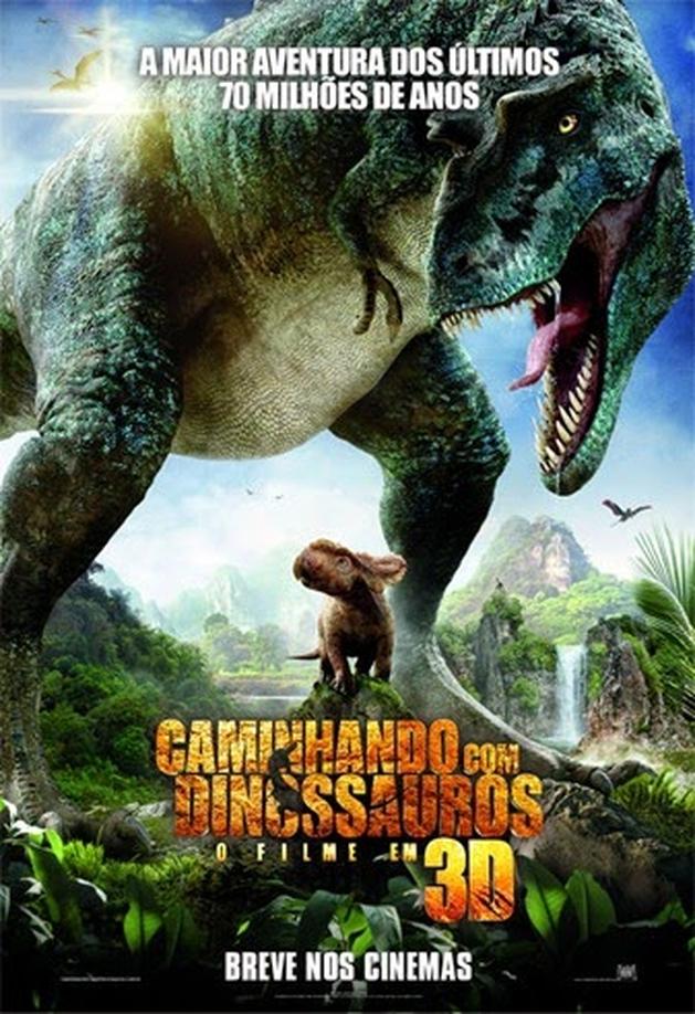 Resenha: Caminhando com Dinossauros | Fique Sabendo!