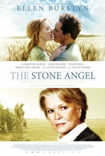 O Anjo de Pedra - Poster / Capa / Cartaz - Oficial 1