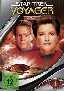 Jornada nas Estrelas: Voyager (1ª Temporada) - Poster / Capa / Cartaz - Oficial 1