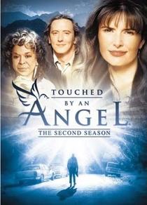 O Toque de um Anjo (2ª Temporada) - Poster / Capa / Cartaz - Oficial 1