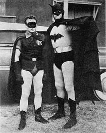 Batman e Robin - Poster / Capa / Cartaz - Oficial 5
