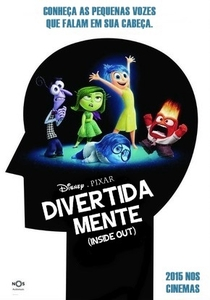 Divertida Mente - Poster / Capa / Cartaz - Oficial 5