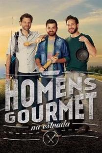 Homens Gourmet na Estrada - Poster / Capa / Cartaz - Oficial 1