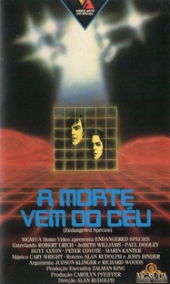 A Morte Vem do Céu - Poster / Capa / Cartaz - Oficial 1